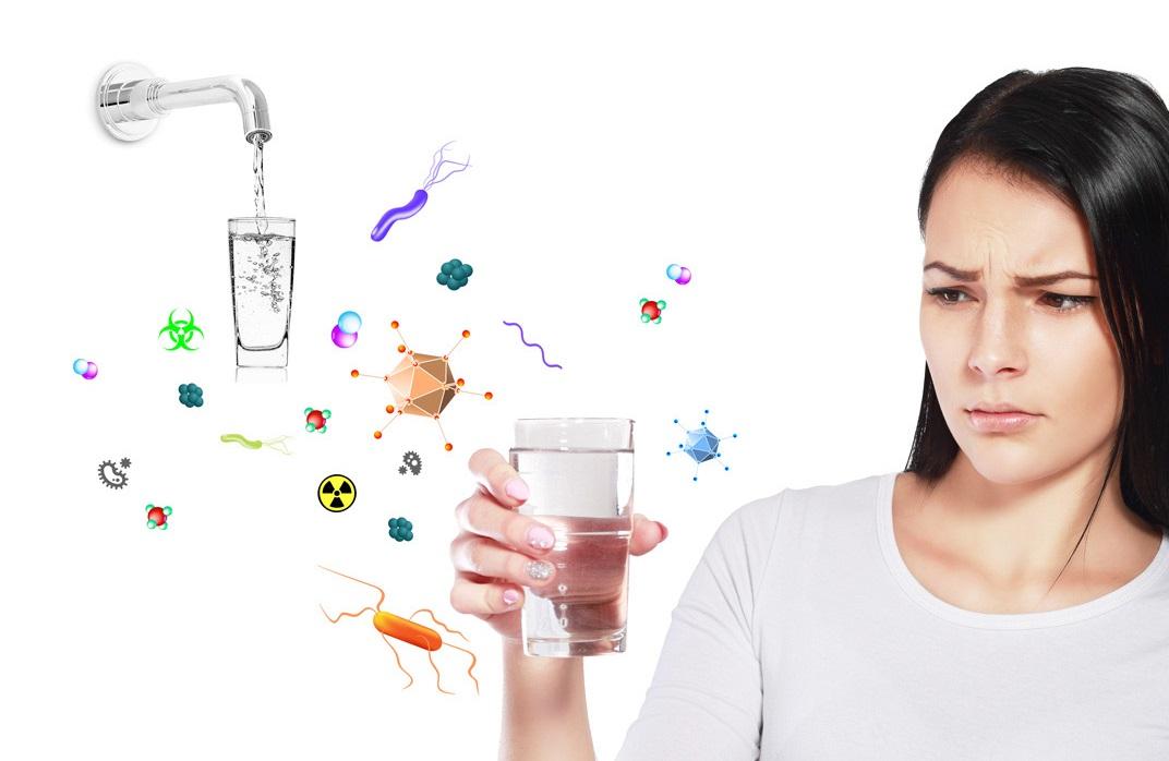 Que contient l'eau du robinet ? Quels sont les polluants présents dans l'eau ?